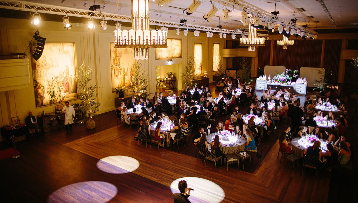 Mural Hall Event Venue